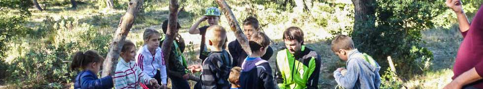 animation camping aubagne
