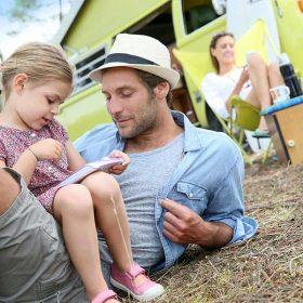 camping garlaban 2 étoiles