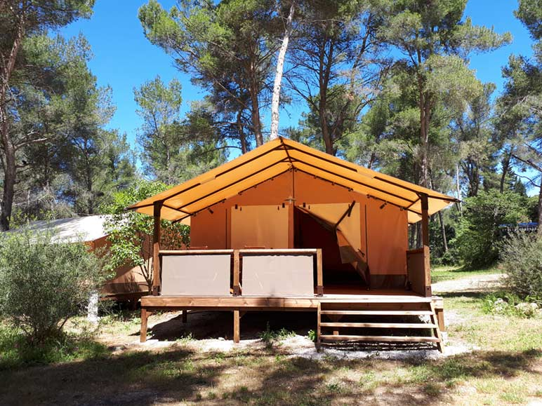 location caravaning tente marseille