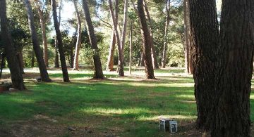 emplacement camping marseille