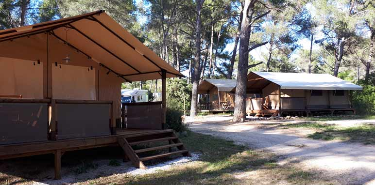 caravaning camping marseille