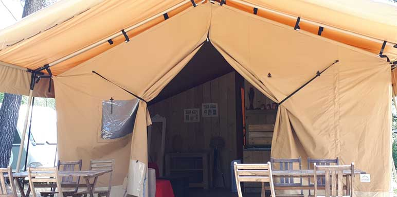 lodge camping garlaban marseille