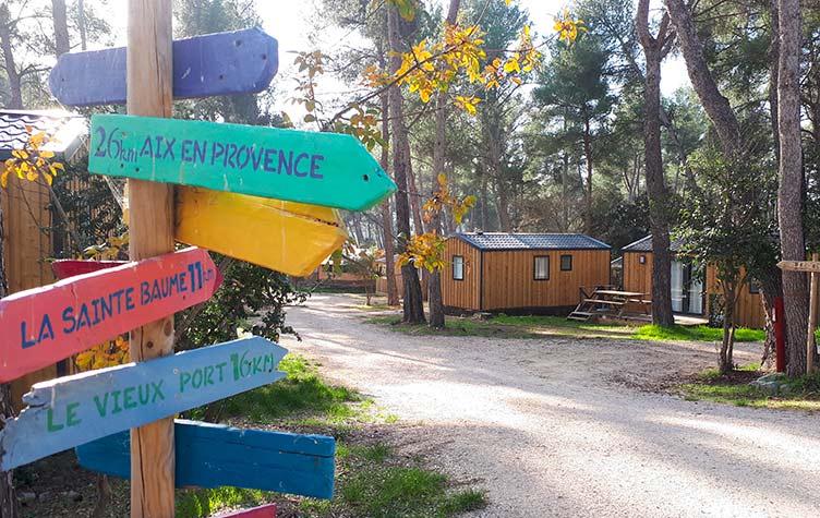 camping proche garlaban pour vacances