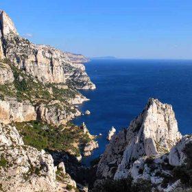 randonnées calanques Marseille