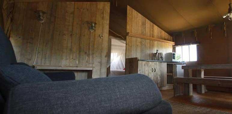 bungalow camping aubagne