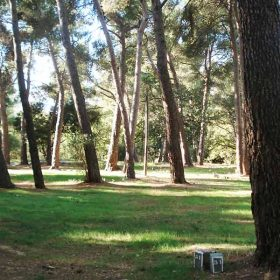 emplacement camping aubagne