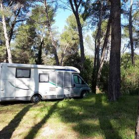 emplacement mobil-home camping marseille