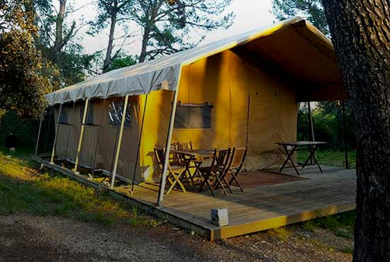 location camping cote d'Azur