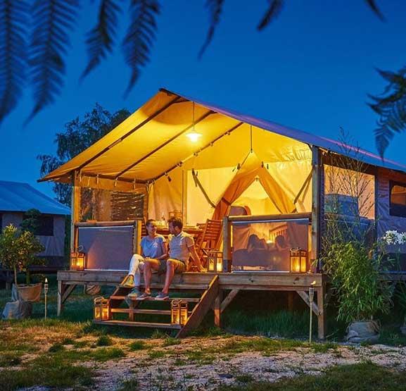 camping service garlaban