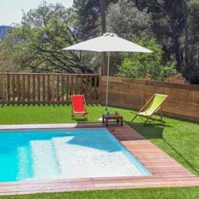 location camping piscine marseille