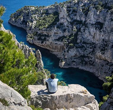camping calanques provence