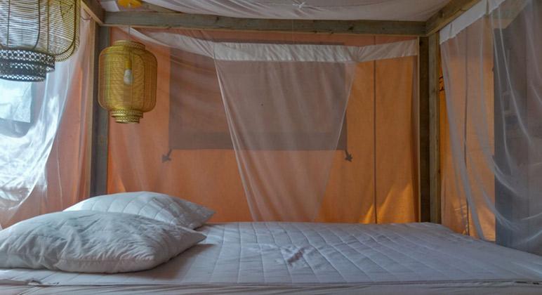 chambre lodge safari